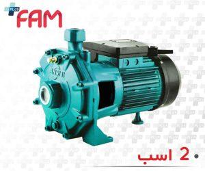 مشخصات فنی پمپ Anshi مدل CH200