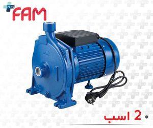 مشخصات فنی پمپ Stream مدل SCPM 200