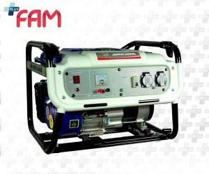 موتور برق JD5000JW توان 2.5 کیلووات جیان