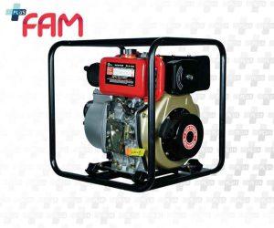 موتور پمپ دیزلی سان پاور SP178-300M 3 اینچ