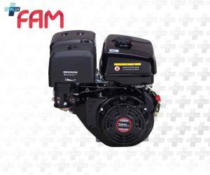 موتور تک بنزینی لانسین G390FD توان 13 اسب