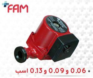 پمپ سیرکولاتور سمنان انرژی NM 25-40 180