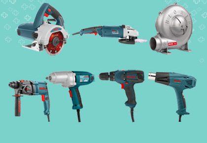 ابزارآلات برقی